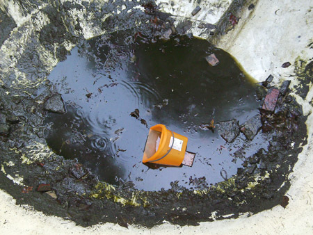 pool DO NOT WANT haz a bucket