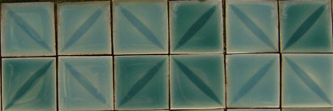 pool tiles 1960s Roman spa classic